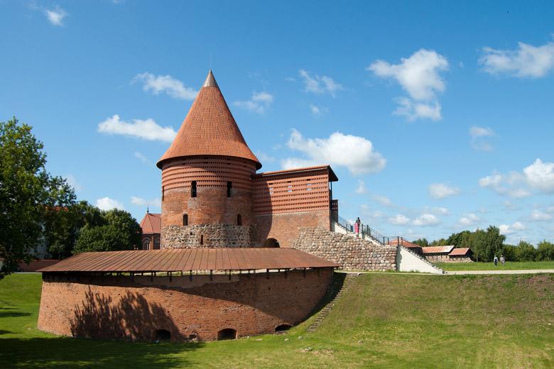 Kaunas-Castle