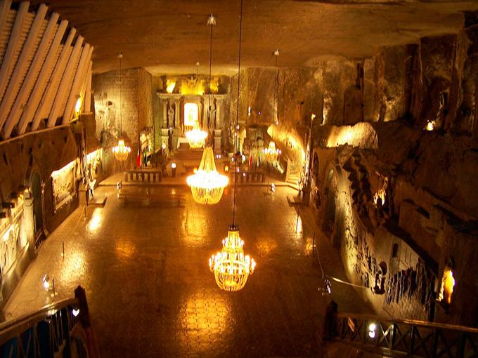 Wieliczka-Salt-Mine