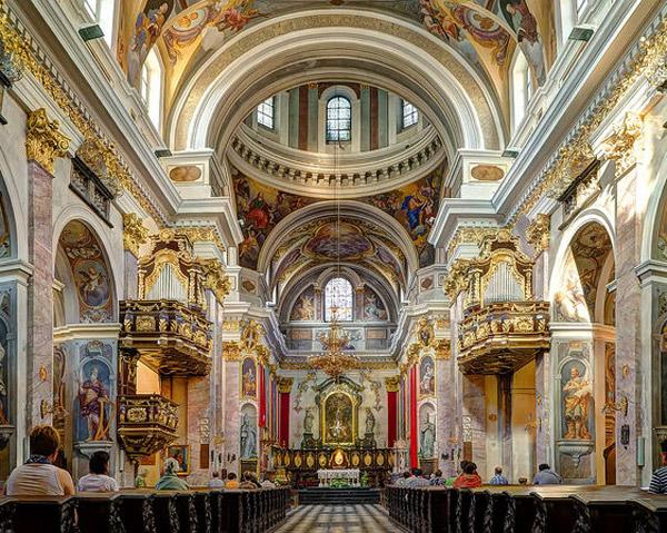 Ljubljana-Cathedral