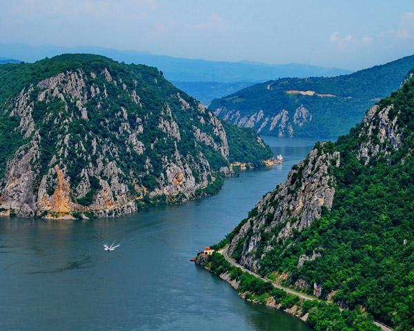 The-Danube-Romania