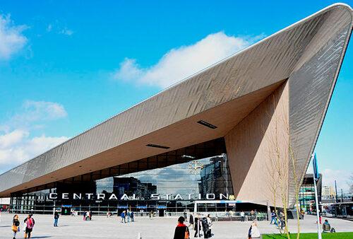 CentralStation-Rotterdam