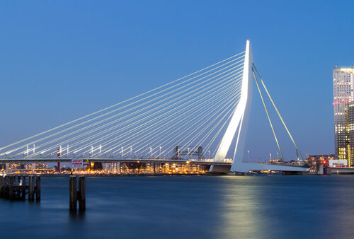 ErasmusBridge-Rotterdam