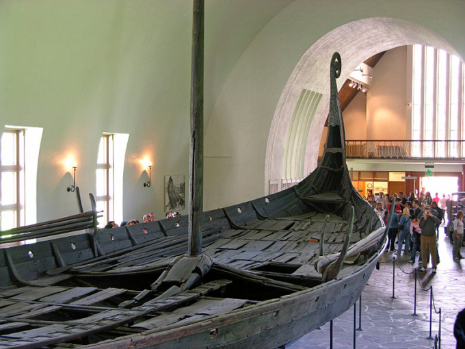 Wikingerschiff_Oslo