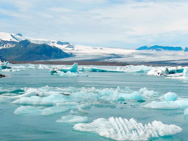 jokulsarlon-glacie