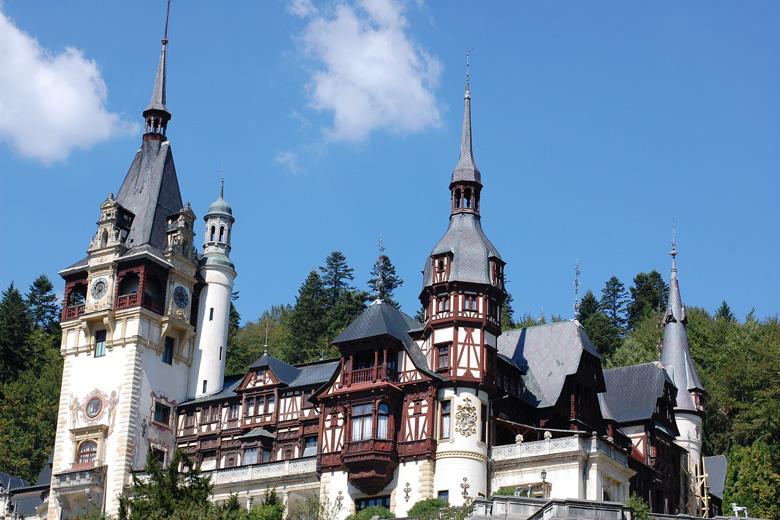 Peleș-Castle