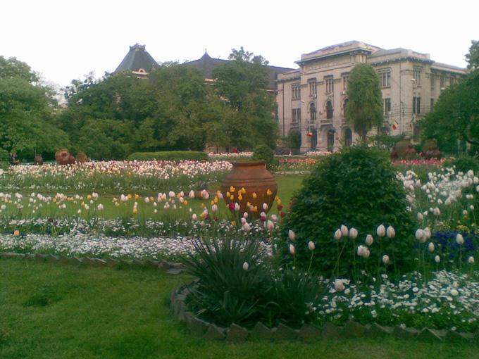 Cișmigiu-Gardens