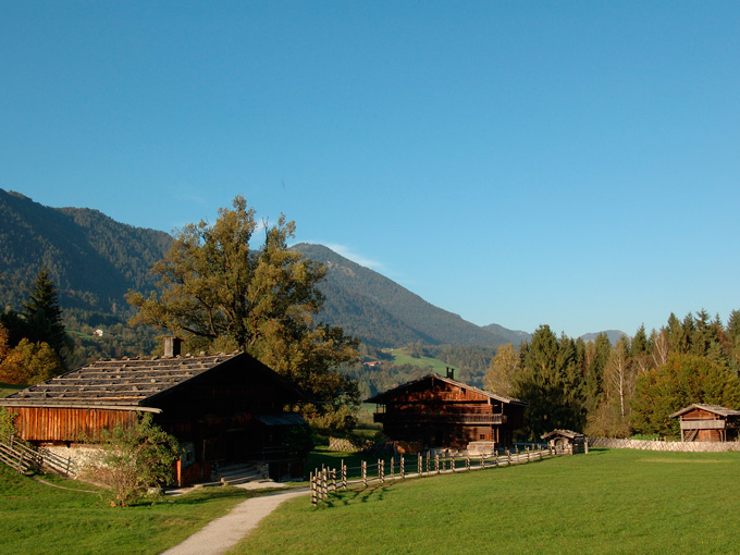 Tirol-Farmstead-Museum