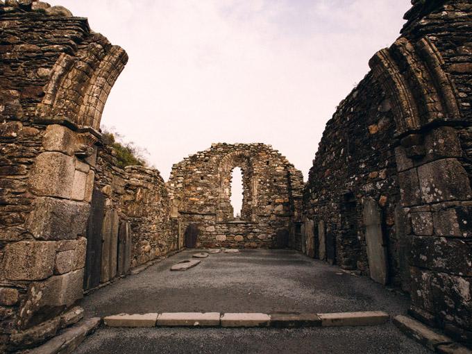 Glendalough-Cathedral