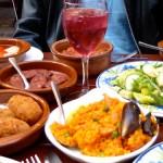 ruoka-espanja