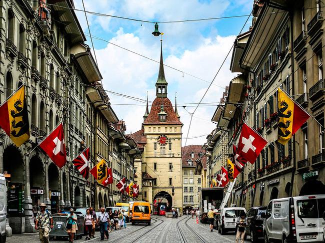 Bern-Old-Town