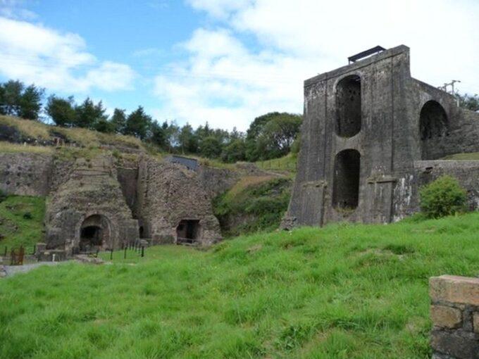 Blaenavon kaivos