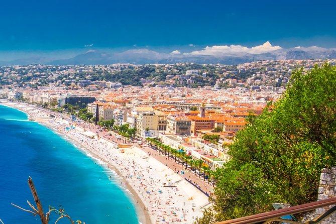 Castle of Nice