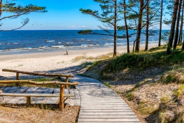 Jurmala is a famous international Baltic resort in Latvia