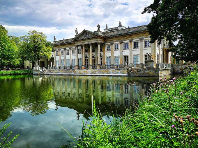 Muzeum Lazienki Krolewskie