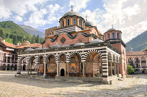 The Monastery of Saint Ivan of Rila or Rila Monastery is the largest and most famous Eastern Orthodox monastery in Bulgaria.