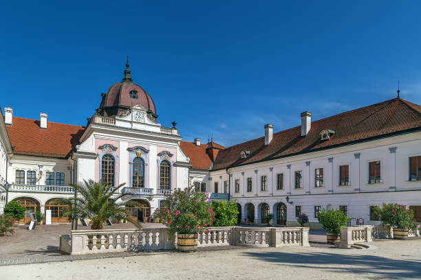 Royal Palace of Godollo or Grassalkovich Castle is an imperial and royal Hungarian palace located in the municipality of Godollo, Hungary