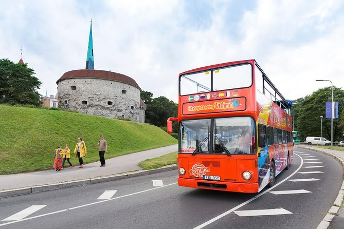 Tallinn Official Sightseeing Tour