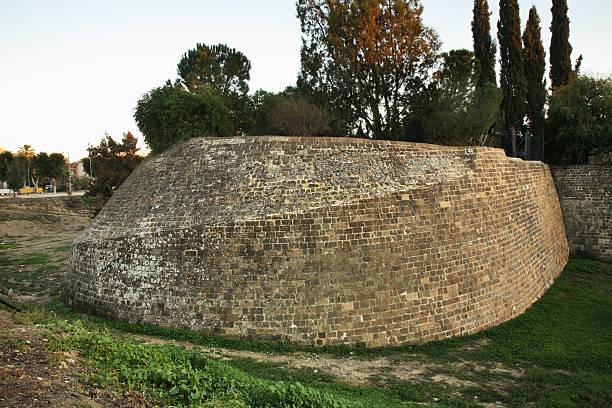 Venetian walls of Nicosia. Cyprus