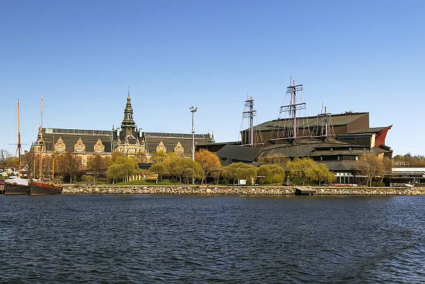 The Nordic Museum and Vasa Museum is museums located on Djurgarden island in central Stockholm, Sweden