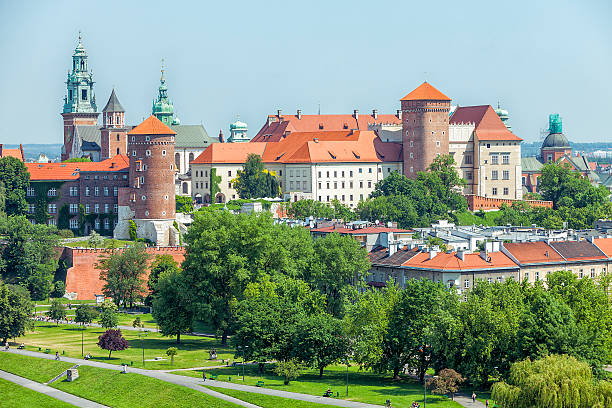 Krakow - UNESCO World Heritage Site is the second largest and one of the oldest cities in Poland. Each year Krakow hosting over 9 million tourists from all over the world.